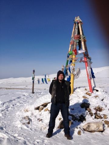 Winter in Tuva
